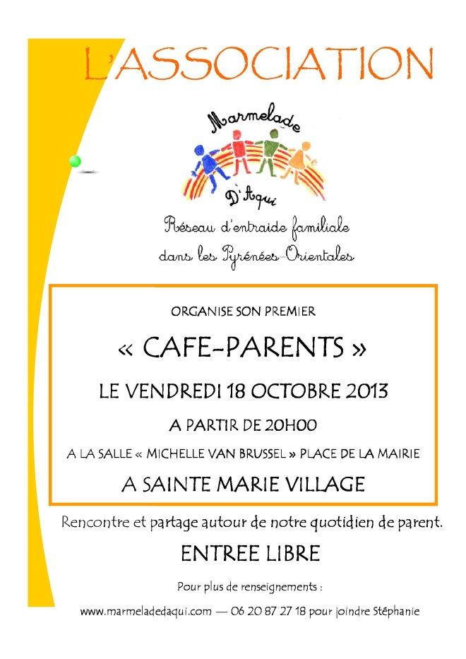 1er Café-Parent