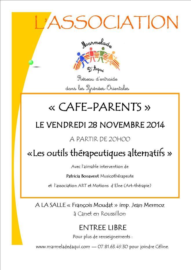 café parent novembre 14